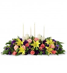 Funeral Flowers: Forever Arrangement